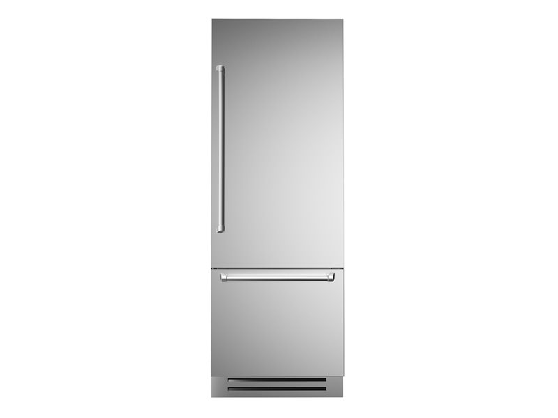30 inch Built-In Bottom Mount | Bertazzoni - Stainless Steel