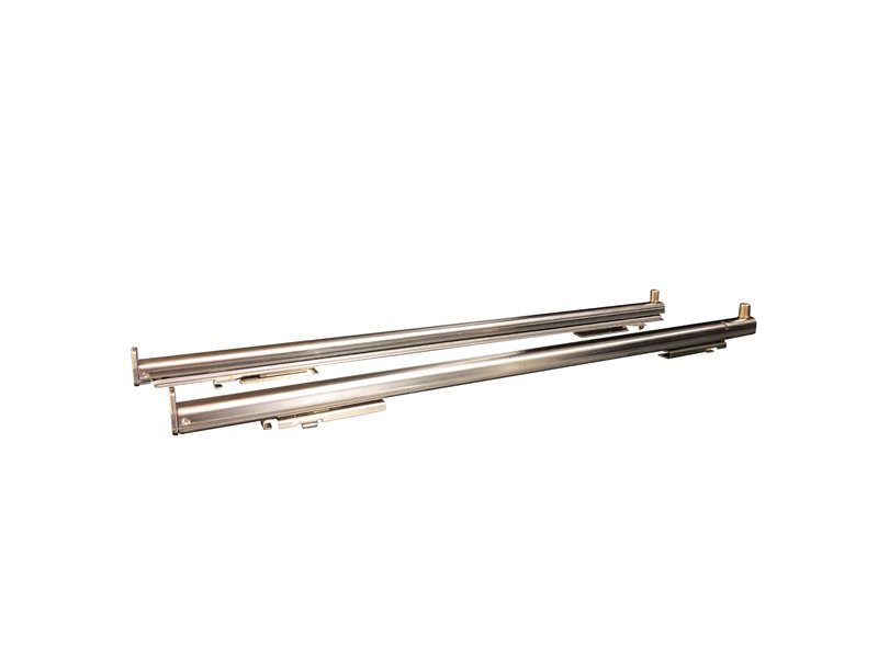"Telescopic glide set for PROF Series 24"" wall ovens - NEW MODELS 