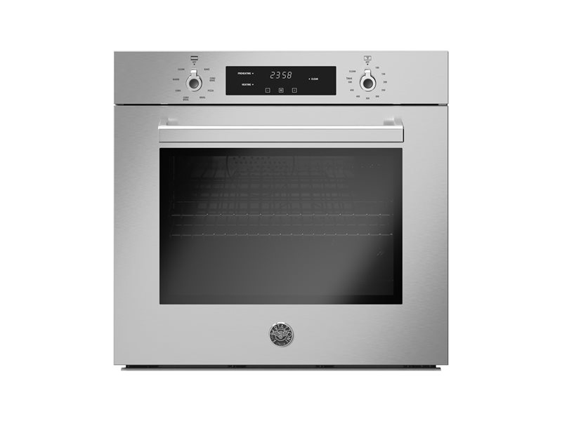 30 Electric Convection Oven Self-Clean | Bertazzoni - Stainless Steel