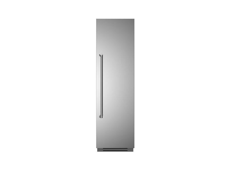24 Built-in Refrigerator Column Stainless Steel | Bertazzoni - Stainless Steel