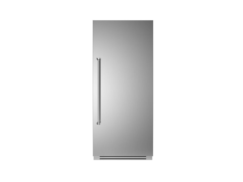 36 Built-in Refrigerator Column Stainless Steel | Bertazzoni - Stainless Steel