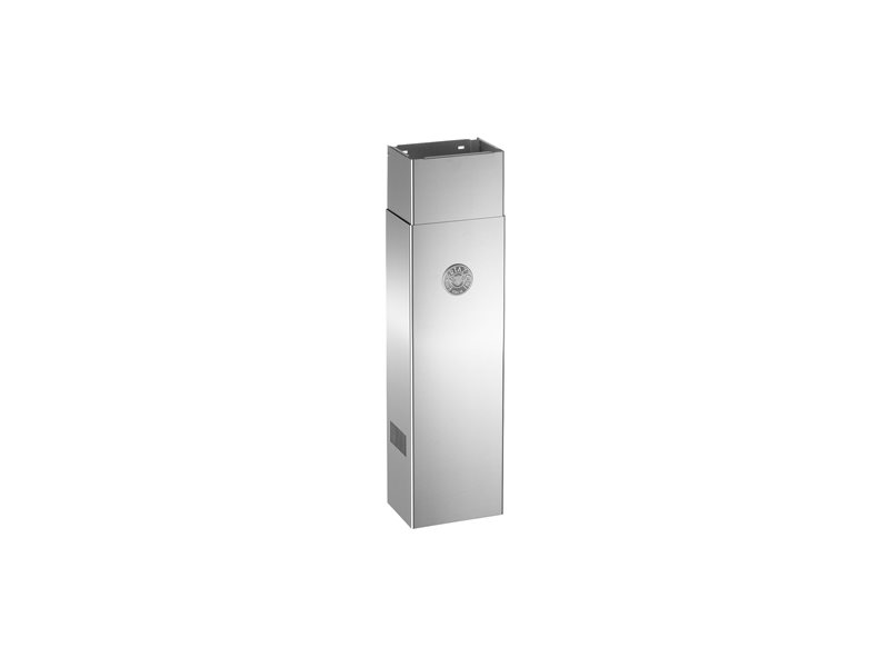 Duct Cover for ceiling height 8-10ft  | Bertazzoni - Stainless