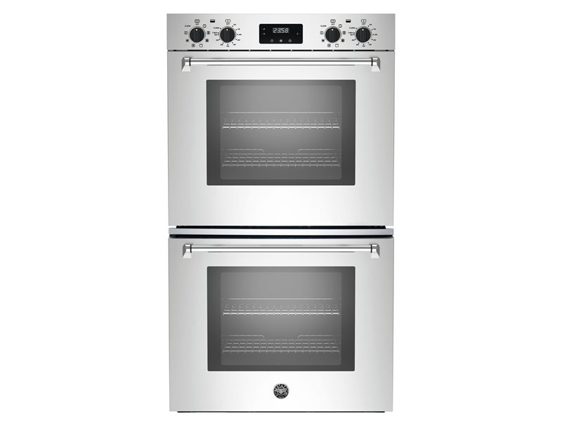 30 Double Convection Oven | Bertazzoni - Stainless Steel