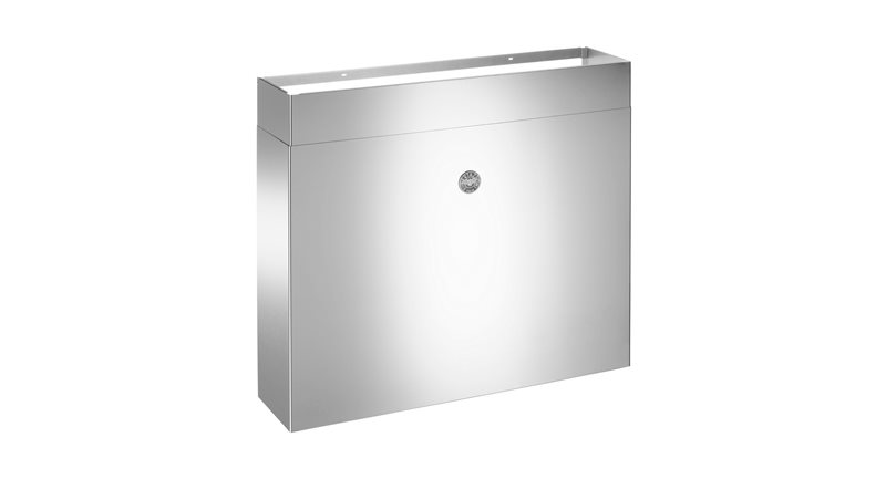 48 Full Width Duct Cover | Bertazzoni - Stainless Steel