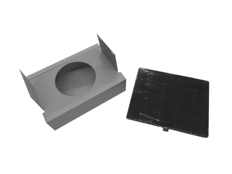 Charcoal Filter Kit for KG hoods models, all sizes | Bertazzoni - Nero