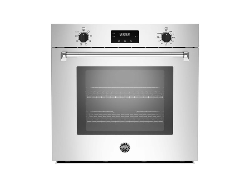 30 Single Convection Oven | Bertazzoni - Stainless Steel