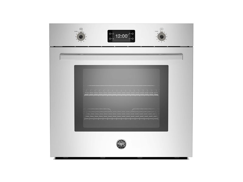 30 Single Convection Oven with Assistant | Bertazzoni - Stainless