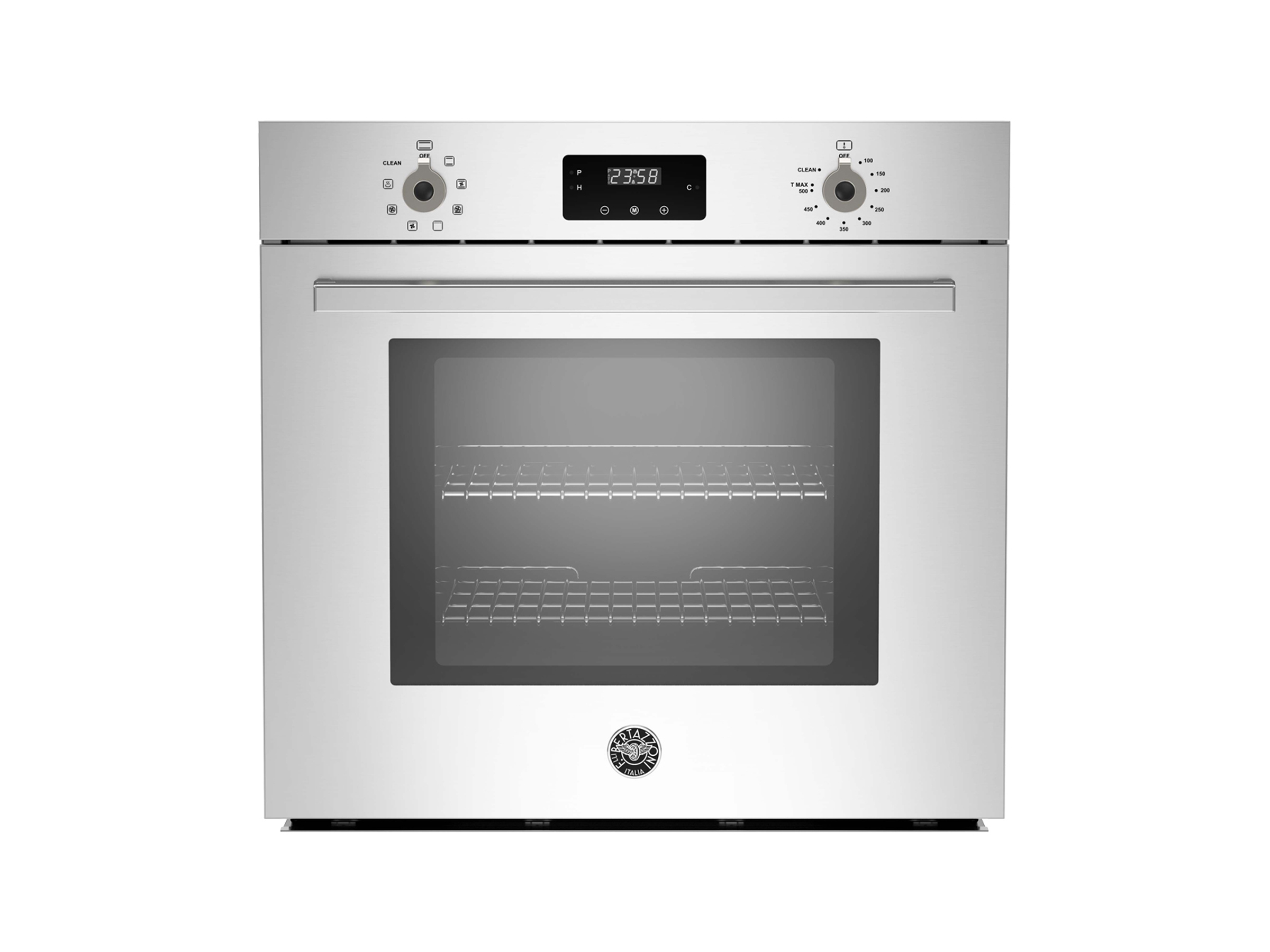 30 Single Convection Oven | Bertazzoni - Stainless