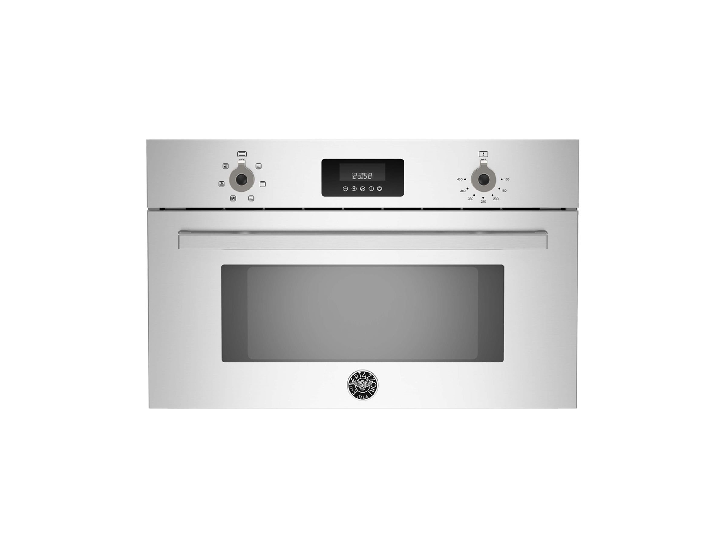30 Convection Speed Oven | Bertazzoni - Stainless